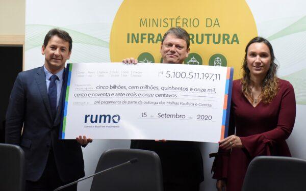 Concessionária fecha negócio de R$ 5,1 bilhões com Governo Federal para melhorias em ferrovia no Mato Grosso