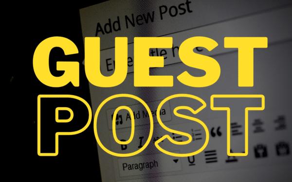 O que é guest post?